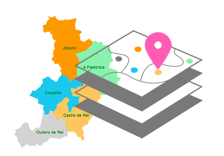Nuevo portal para la geolocalización de recursos de la Mancomunidad